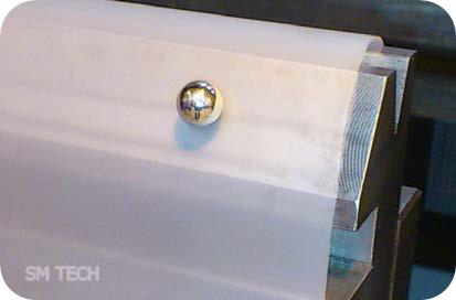 Magnet fixare folie protectie pe abkant