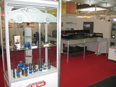 SM TECH SRL la TIB 2007 - Bucharest International Tech Show