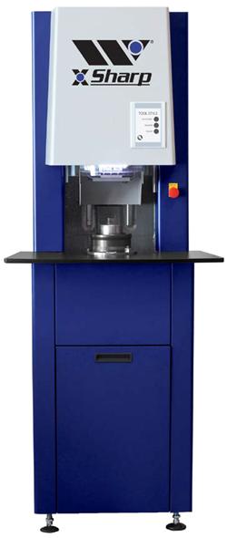 X-Sharp - masina automata de ascutit scule masini de stantat CNC - Wilson Tool