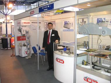 SM TECH la expozitia tehnica din TIMISOARA 2008