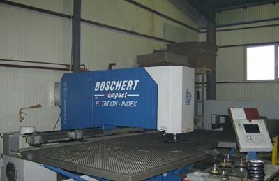 Masina stantat Boschert CP