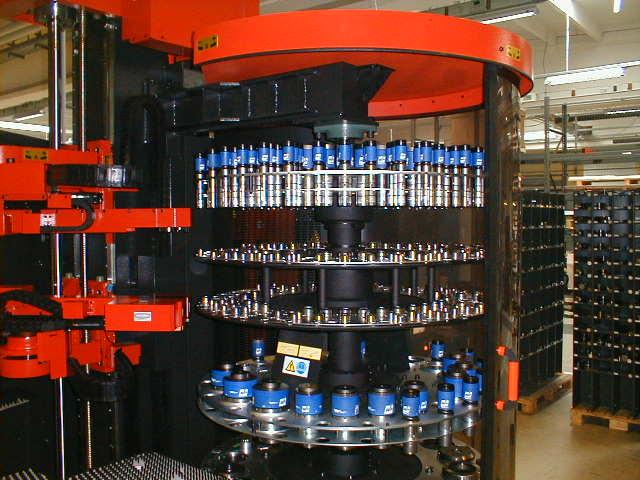 Scule AMADA PDC schimbare automata Wilson Tool